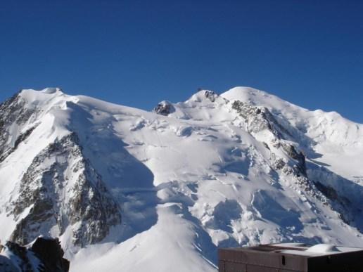 Tacul, Maudit, Mont Blanc