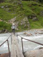 Hängebrücke Aglsboden