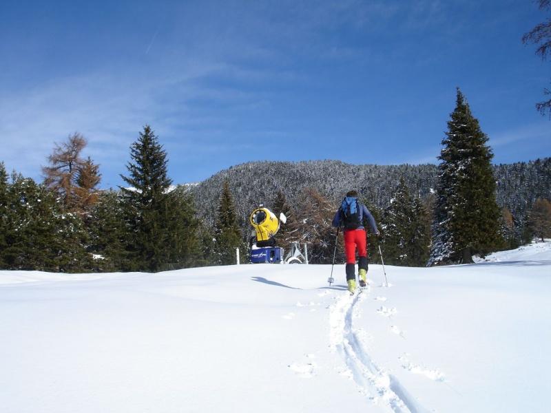 Pisten-Skitouren in Südtirol 10/11
