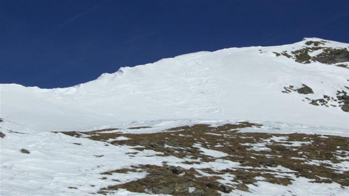 Eisköfele über Lorenzischarte 2421m