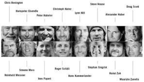 Die weltbesten Bergsteiger beim IMS - Quelle: www.ims.bz