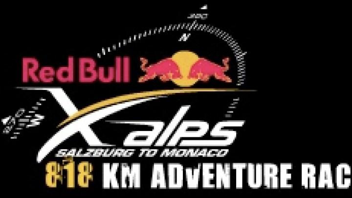 RedBull X-Alps ist gestartet!