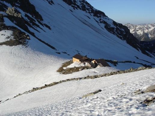 Die Edelrauthütte