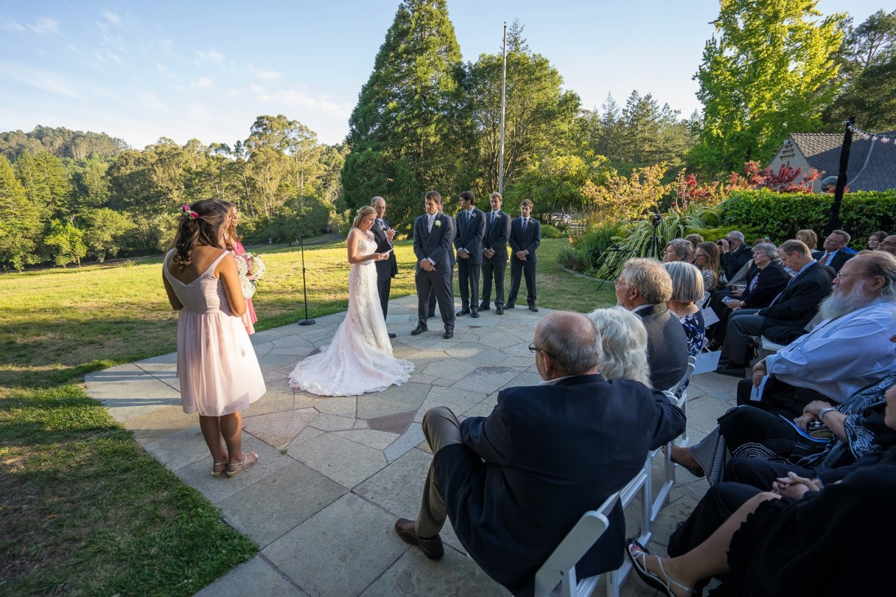 Brazilian Room Wedding  Natalie and Peter  Bergreen