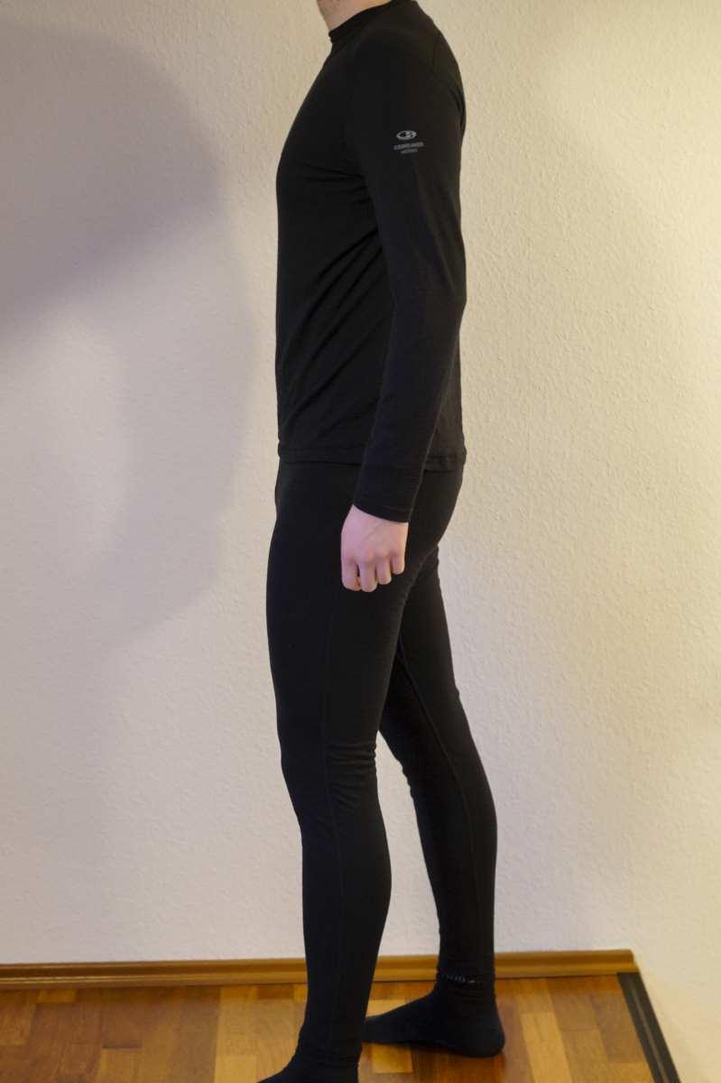 ausgewähltes Material kosten charm marktfähig Merino Unterwäsche Test | Geruch nach 7 Tagen Einsatz- BergReif