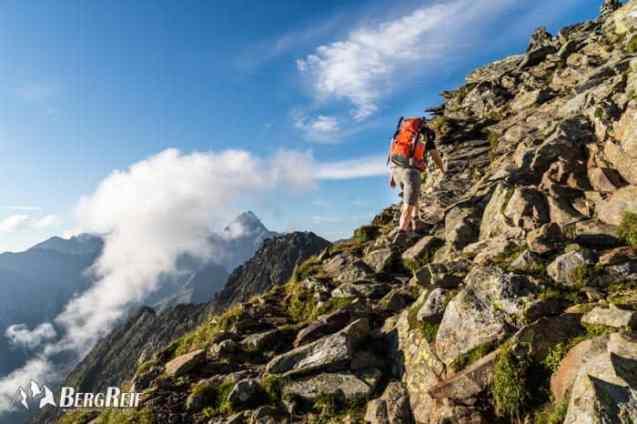 Stubaier Höhenweg Hüttentour