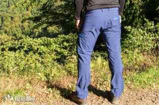 Trekkinghose Test Norrona Falketind Flex1 Pants Softshell Hose