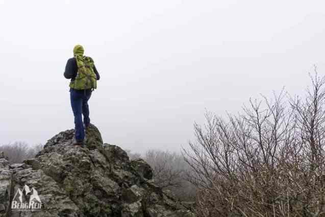 Wanderung Siebengebirge Großer Ölberg