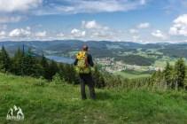 Querweg Freiburg Bodensee wandern