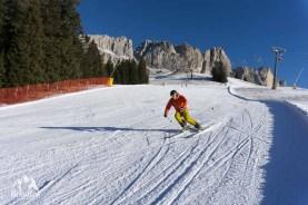 Skigebiet Carezza