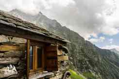 GTA Wandern Grande Traversata delle Alpi Rifugio Ferioli
