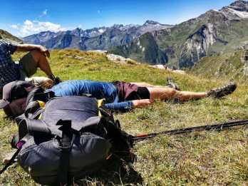 GTA Wandern Grande Traversata delle Alpi Monviso