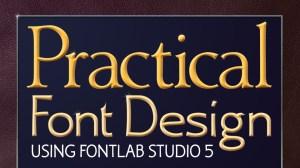 A FontLab 5 webinar perusal for kicks