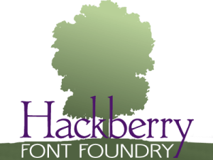 Hackberry Font Foundry