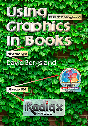 Using graphics in books