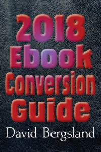 2018 ebook conversion guide