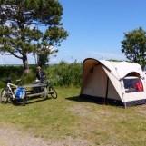Camping an