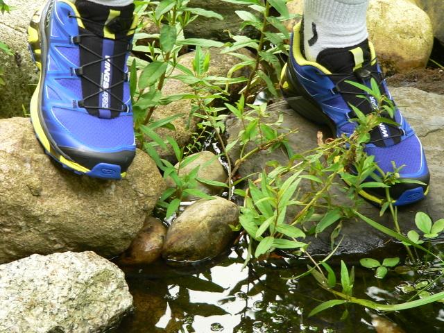 Salomon WINGS PRO – ein Trail Schuh für alle Gelegenheiten