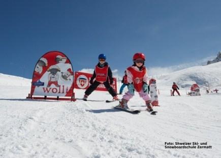Foto: Schweizer Ski- und Snowboardschule Zermatt