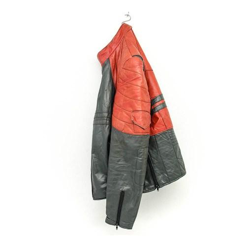 Giubbotto Vintage Leather