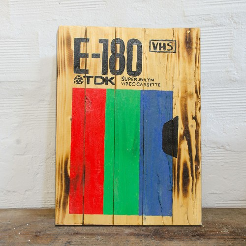 Tdk Wood Sign