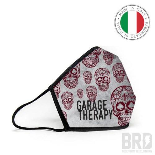 Mascherina Lavabile e Riutilizzabile Garage Therapy