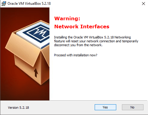 Install VirtualBox 5.2.18 di Windows 10-4