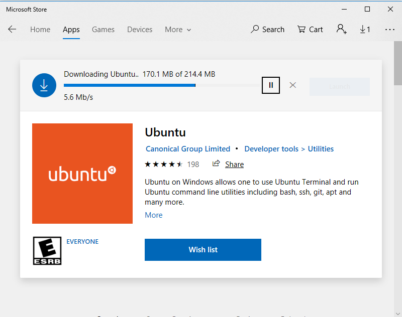 Cara Install Bash Linux di Windows 10 - 12-1