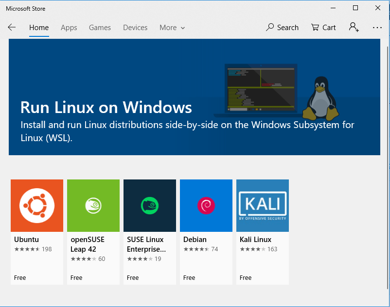 Tutorial Install Bash Linux Ubuntu di Windows 10