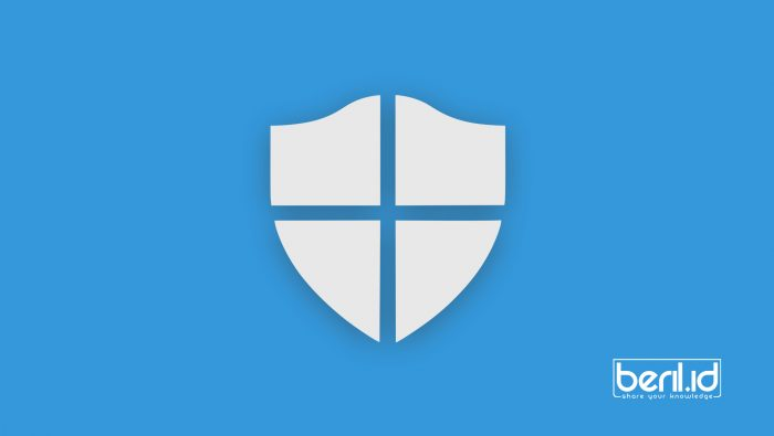 Cara Mematikan Antivirus Windows Defender di Windows 10