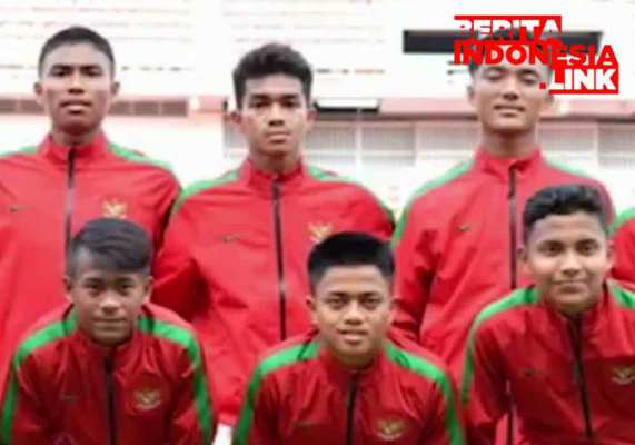 Timnas U16 Indonesia menang 4 – 0 atas Philipina,