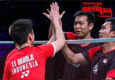KEVIN dan GIDEON Rebut Juara Denmark Open,