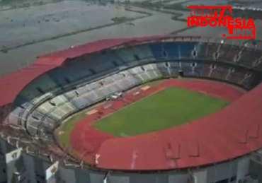 Menpora Zainudin Amali Sidak Stadion Gelora Bung Tomo, Surabaya