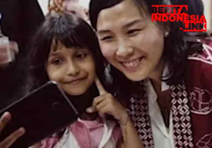 Penampilan Veronica Tan Makin Hari Makin Cantik, Netizen Salah Fokus