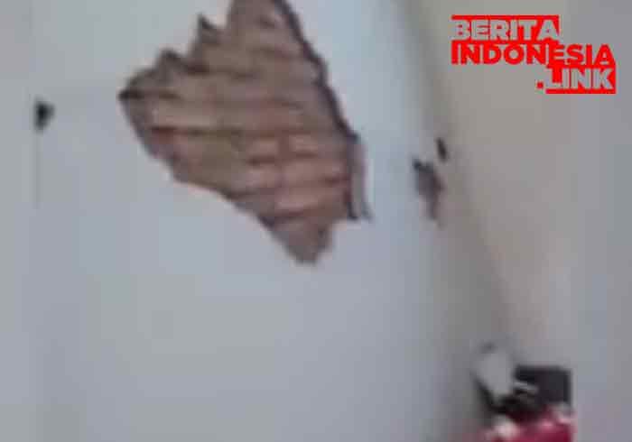 Video Amatir Detik-Detik Terjadinya Gempa Malang