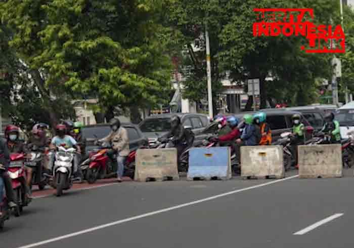 Jakarta Tutup Semua Jalan Tikus