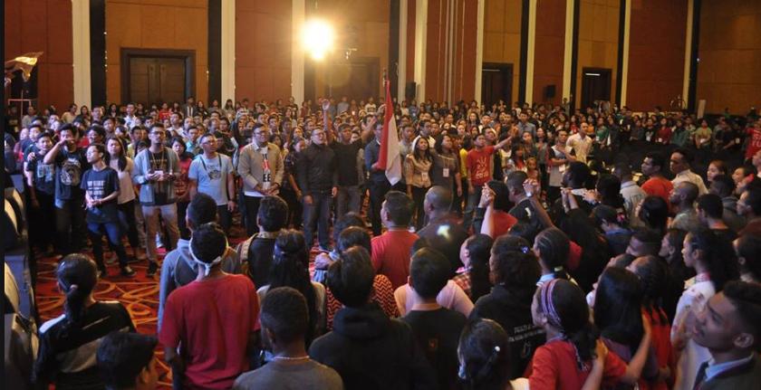 Tiga Aliran Besar Mewakili Mandat Baru Untuk Ekklesia di Indonesia