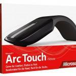 Microsoft Arc Touch Mouse Buat Anda yang suka Sentuhan