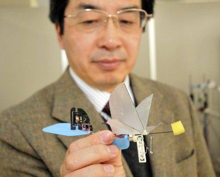 Robot Burung Dari Jepang