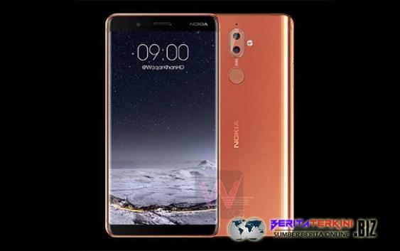 Bocoran Terbaru Dari Spesifikasi Nokia 9