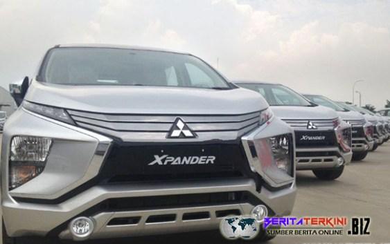"""Mitsubishi Xpander Masuk Segmen """"Fleet"""""""