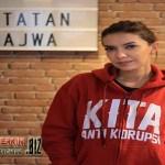 Ahok Gugat Cerai, Apa kata Najwa Shihab
