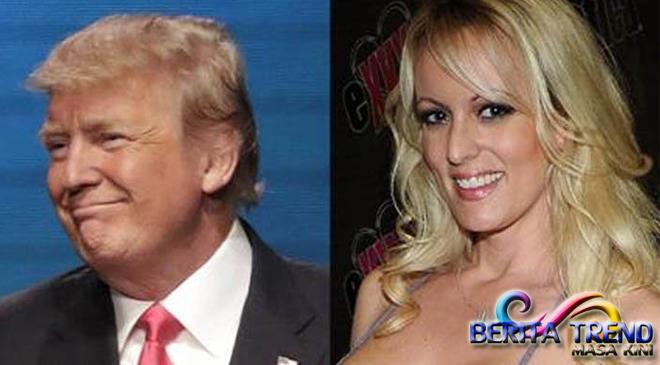 Bintang Porno yang Merupakan Selingkuhan Trump Akan Mengembalikan Uang Tutup Mulut