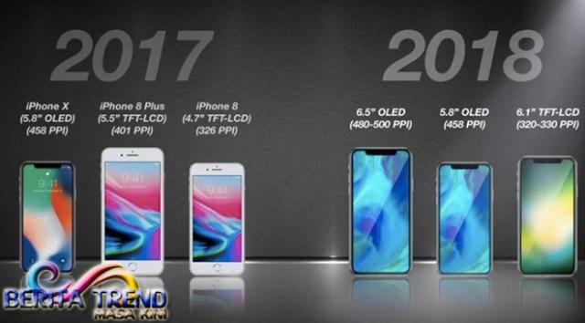 Kabar Bahagia, Penerus iPhone X akan Lebih Murah