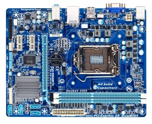 Motherboard Gigabyte GA-H61M-DS2V Second Like News