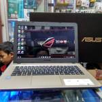 Laptop Asus X441M 2nd mulus