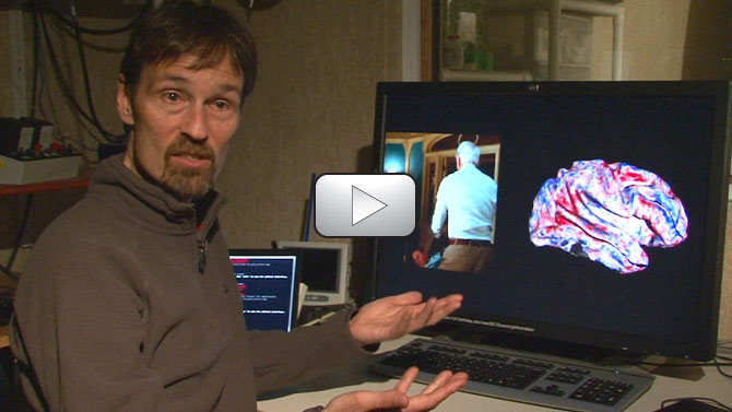 Professor Jack Gallant discusses vision reconstruction research