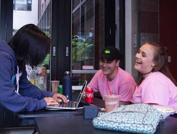 Orientation Leaders shift focus from organizations