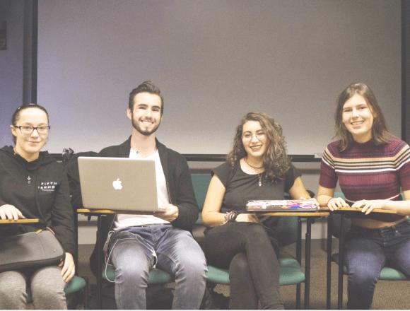 Students lead comic book club's comeback
