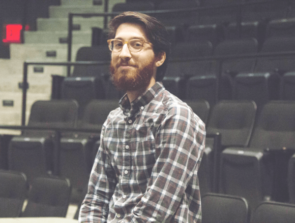 Persevering professor earns playwriting fellowship